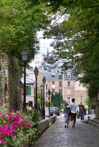 Mercure Paris Montmartre Sacré Coeur photo 55