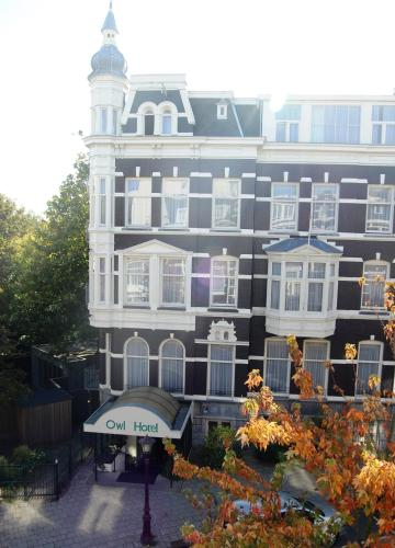 Owl Hotel Amsterdam Cheap Flexible Rates And Reviews