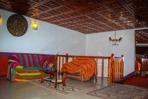 Amerinka Hotel Boutique Photo