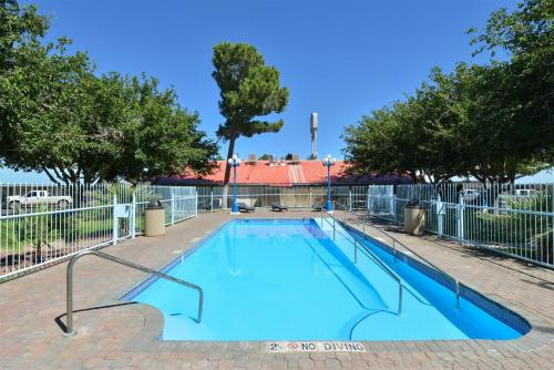 Best western swiss clock inn pecos tx Public swimming pools in stockton