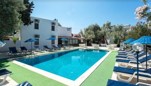 Gumbet Ali Baba Hotel Gümbet how to get