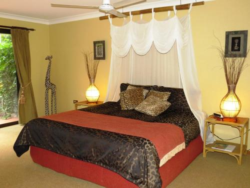 Gumtree on Gillies Bed and Breakfast Yungaburra