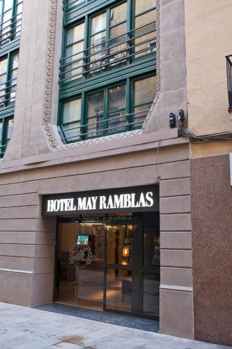 May Ramblas Hotel photo 18