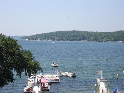 Harbor Shores on Lake Geneva Photo