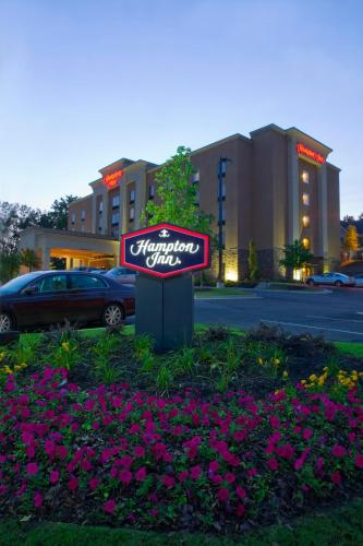 Hampton Inn Atlanta Canton