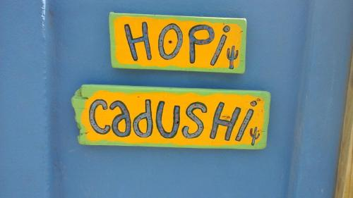 Hopi Cadushi Studio Photo