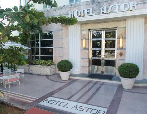 Hotel Astor South Beach Photo
