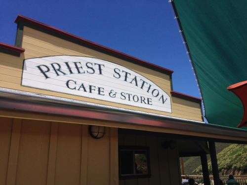 Priest Station Cafe & Cabins - Groveland, CA 95305