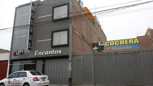 Hostal Encantos Photo