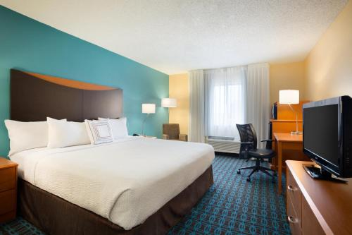 Fairfield Inn & Suites Fort Worth University Drive Photo