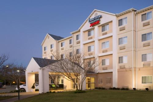 Гостиница «Fairfield Inn and Suites Fort Worth University Drive», Форт-Уорт