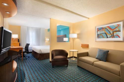 Fairfield Inn and Suites Fort Worth University Drive Photo