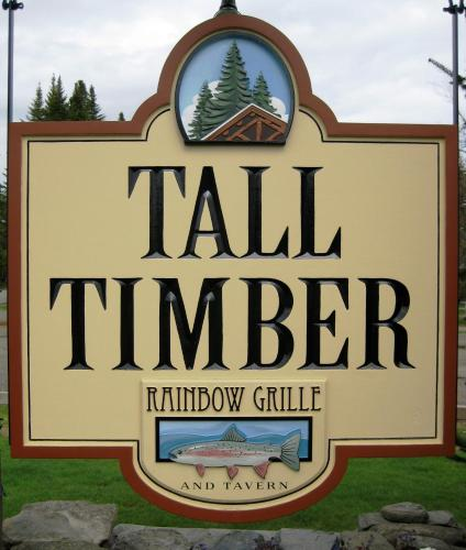 Tall Timber Lodge Photo