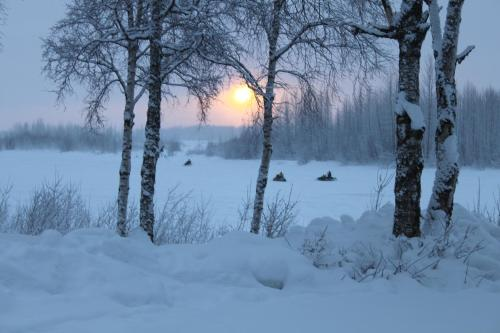 Susitna River Cabins Photo