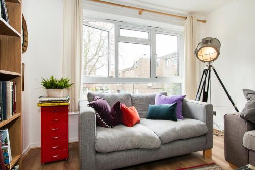 Lovely 3 bed in Vibrant East End - londres -