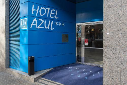 Hotel Azul Barcelona photo 53