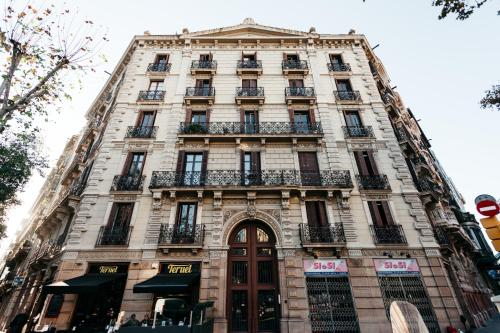 APTBCN Gran Via Guest House photo 54