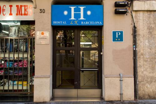 Hostal LK Barcelona photo 30