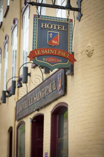 Hotel Le Saint-Paul Photo
