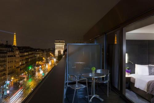 Renaissance Paris Arc De Triomphe Hotel, A Marriott Luxury & Lifestyle Hotel photo 30