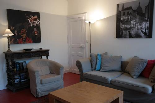 Penthouse Apartment overlooking Place Carnot photo 4