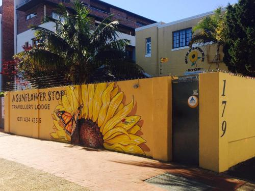 A Sunflower Stop Backpackers Photo