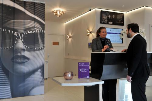 Mercure Paris Place d'Italie photo 21