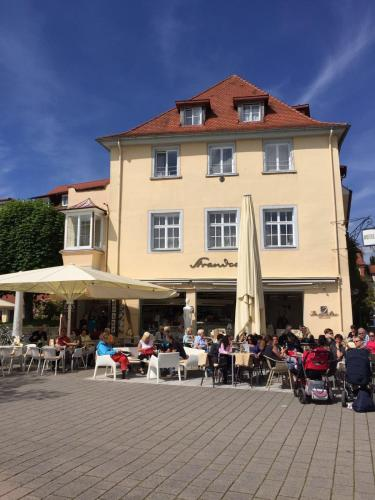 Hotel Strandcafé Dischinger - uberlingen - booking - hébergement