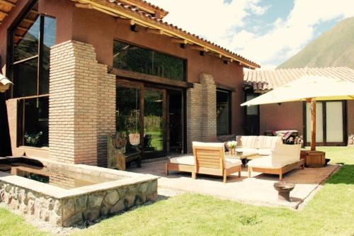 Luxury Villa in Urubamba, Cusco, Peru Photo