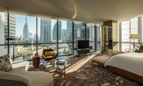 Four Seasons Hotel Dubai International Financial Centre photo 24