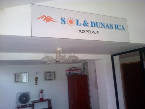 Sol y Dunas Hospedaje Photo