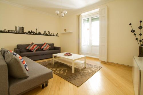 The Artpartment - Calle Espejo - Madrid - booking - hébergement