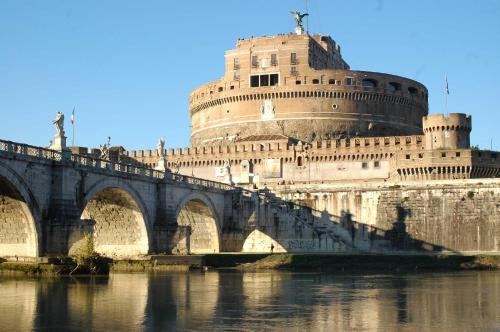 Stay All In - St. Angel's bridge - rome -