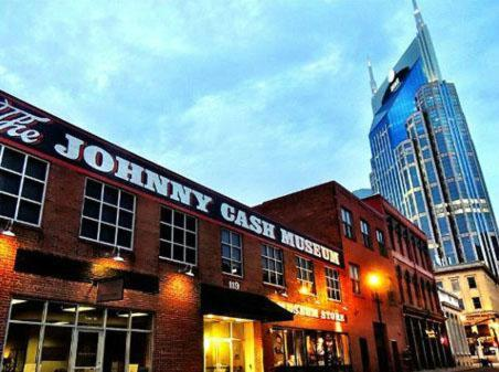 Downtown Nashville's Urban Getaway Photo