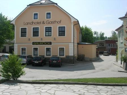 Landhotel Gasthof Baubck