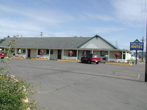 Valley Inn Motel - Lebanon Oregon Photo