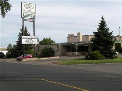 Park Lane Motor Hotel Medicine Hat Photo