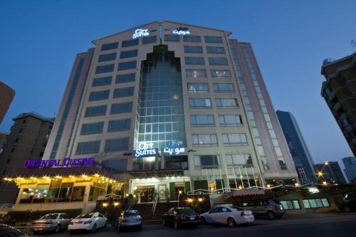 Hotel Paradi City Suites