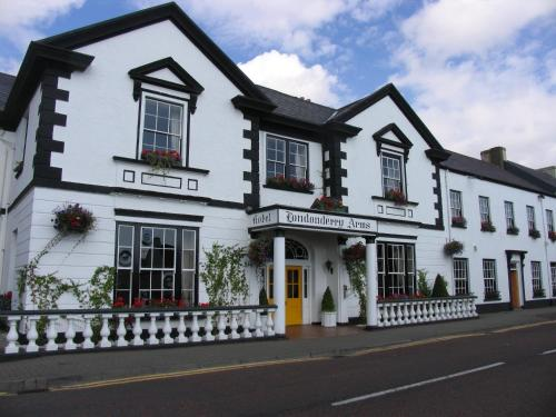 Photo of Londonderry Arms Hotel Hotel Bed and Breakfast Accommodation in Carnlough Antrim