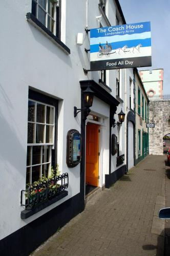 20 Harbour Road, Carnlough BT44 0EU, Northern Ireland.