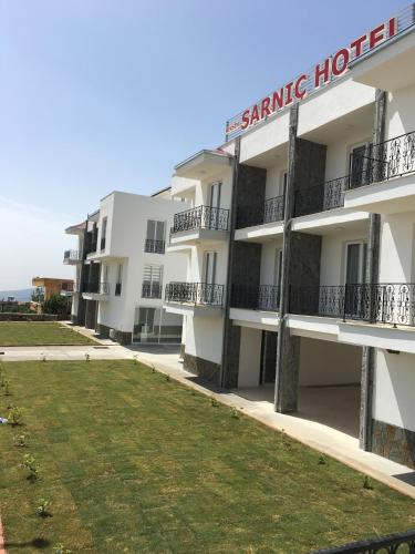 Mersin Sarnic Hotel how to get