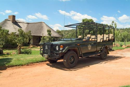 Izingwe Lodge Photo