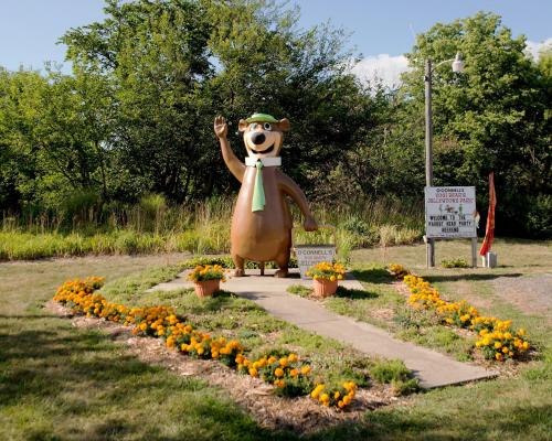 O'Connell's Yogi Bear Screened Park Model 17 Photo