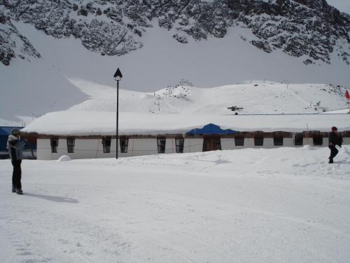 Ski Portillo Inca Lodge Photo