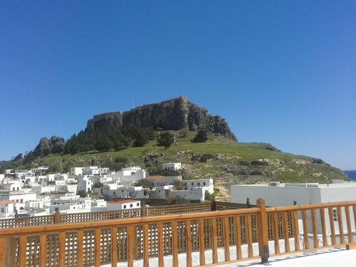 Sarris Studios & Apartments - Lindos Greece