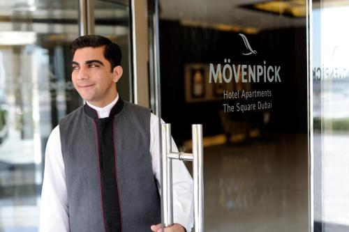 Mövenpick Hotel Apartments Al Mamzar Dubai photo 38