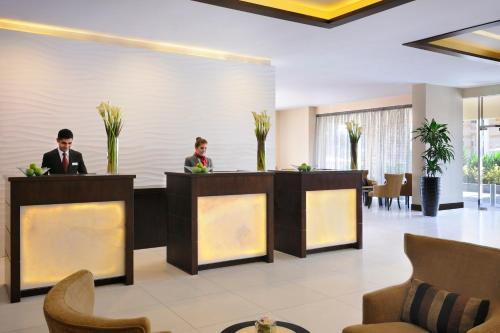 Mövenpick Hotel Apartments Al Mamzar Dubai photo 39