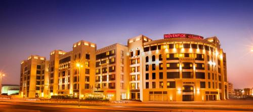 Mövenpick Hotel Apartments Al Mamzar Dubai photo 44