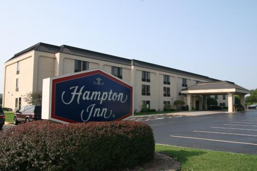 Hampton Inn Chicago Elgin / I-90 - Elgin, IL 60123