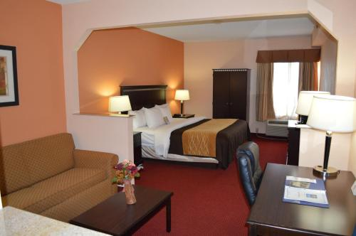 Comfort Inn Lincoln Photo